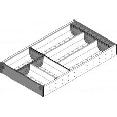 ZSI.500BI3 ORGA-LINE - Лоток для столовых приборов 400мм