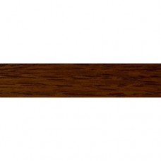 01/1 N лента ABS 22х2мм бук тирольский шоколадный