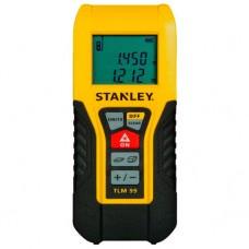 Лазерный дальномер Stanley TLM 99:клас-2,дальность-30м,ошибка+/-2мм