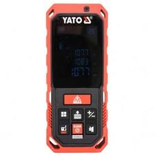 Лазерный дальномер YATO,10 режимов,с деапазоном 0,2-40м,ошибка+/-2мм