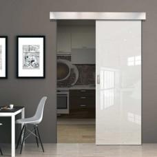 Комплект раздвижной системы Porta Glass  75 кг (под стекло 8 мм) 2 м