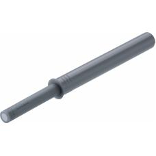TIP-ON для внутренних и высоких дверей серый (d-10x76мм)  (956A1002) 955A1002