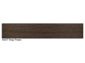34/7 N лента ABS 22х2мм вяз прэсто