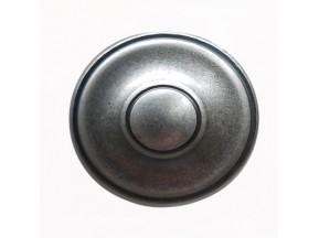 24408.03000.19 ручка 1-крепление d-30мм старое серебро (30*26mm)