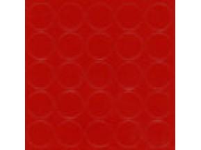 110 Заглушка самоклейка д-14мм конф. красный (25шт)
