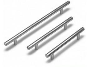 1004 RE ручка L-448/528мм хром (RS-528448-01)