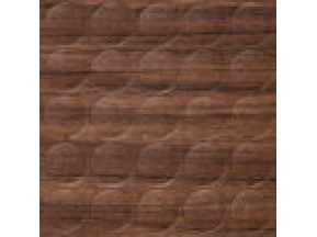 353 Заглушка самоклейка д-14мм конф. орех табак (25шт)