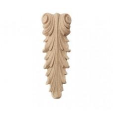007 Орнамент из древесной пыли (11x4см) /F560007/