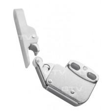 Амортизатор самооткрыв. с защелкой GTV, белый (AM-ZAT-A1-10)
