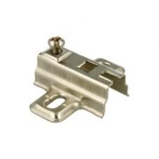 FGV Ответная планка для петли под стекло FGV h-4mm  90*(520301M504100)