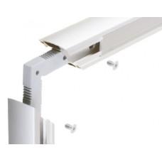 Верхняя угловая стяжка AMS 1719 для основного, эконом., ALTER профилей, пластик (шт.)