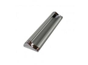 09 C00 04 UA ручка L-128мм хром/алюминий