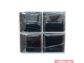 24305Z0570.32 ручка L-032мм нержавеющая сталь / камень оникс