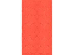061 Заглушка самоклейка д-20мм миниф. фламе (28шт)
