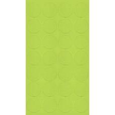 067 Заглушка самоклейка д-20мм миниф. лайм эггер (28шт)