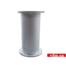 ALU Ножка меб. регул. ф.312.04 d-40mm h-100mm  (Ю)