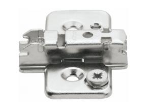Ответная планка 3 мм саморез РВ. CLIP top  173H7130    (уп=50шт)