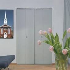 Комплект раздвижной системы для шкафа Duofold на одну дверь (2 м)