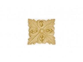 120 Орнамент из древесной пыли (9x9см) /F560120/