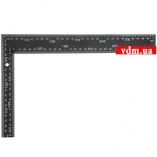 Угольник столярный VOREL 200 х 300 мм (VO-18201)