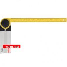 Угломер VOREL регулируемый 350 мм (VO-18797)