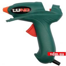 Клеевой пистолет LUND электрический 7 мм 30 Вт (73040)