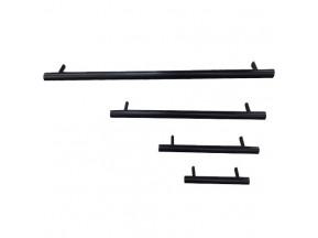1020 RE ручка L-192/272мм черный (RS-272192-20)