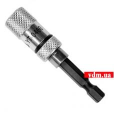 """Магнитный держатель для отверточных насадок YATO 1/4"""" 60 мм (YT-0466)"""
