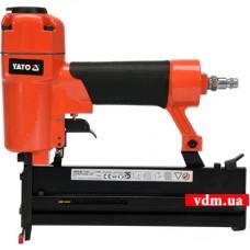 Степлер пневматический YATO 25-40 х 5.7 мм и под гвозди 10-50 мм (YT-09203)