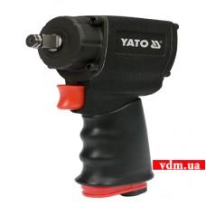 """Гайковерт ударный пневматический YATO 1/2"""" 678 Нм (YT-09512)"""