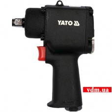 """Гайковерт ударный пневматический YATO 1/2"""" 680 Нм (YT-09513)"""